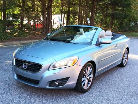 2011 Volvo C70 for sale at Weaver Motorsports Inc in Cary NC