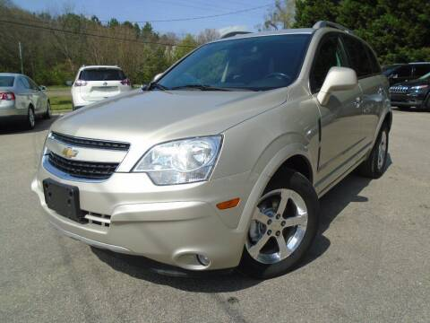 2014 Chevrolet Captiva Sport for sale at SAR Enterprises in Raleigh NC