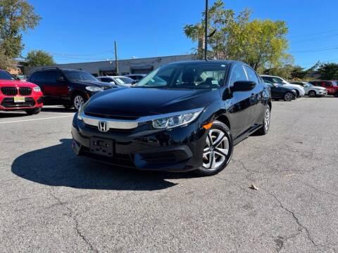 2018 Honda Civic for sale at EUROPEAN AUTO EXPO in Lodi NJ