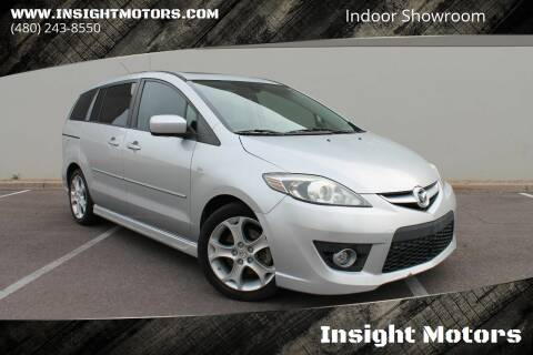 2009 Mazda MAZDA5 for sale at Insight Motors in Tempe AZ