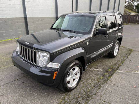 2010 Jeep Liberty for sale at APX Auto Brokers in Lynnwood WA