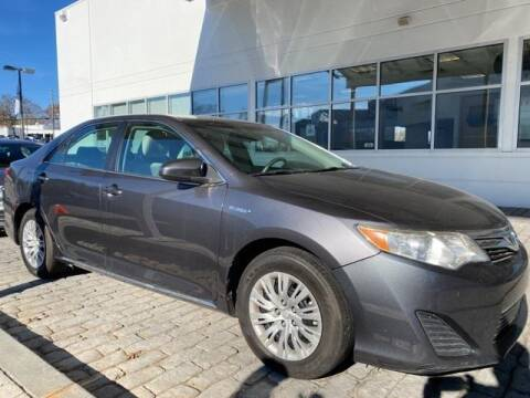 2014 Toyota Camry Hybrid for sale at CU Carfinders in Norcross GA