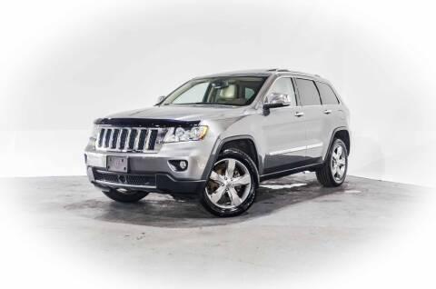 2012 Jeep Grand Cherokee for sale at CarXoom in Marietta GA