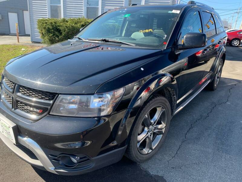 2015 Dodge Journey for sale at Better Auto in South Darthmouth MA