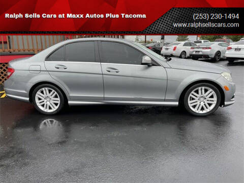 2008 Mercedes-Benz C-Class for sale at Ralph Sells Cars at Maxx Autos Plus Tacoma in Tacoma WA