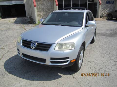 2005 Volkswagen Touareg for sale at Competition Auto Sales in Tulsa OK