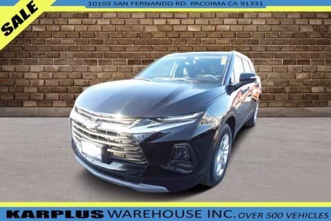 2020 Chevrolet Blazer for sale at Karplus Warehouse in Pacoima CA