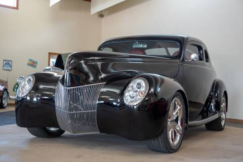1940 Ford Deluxe for sale at Gary Miller's Classic Auto in El Paso IL