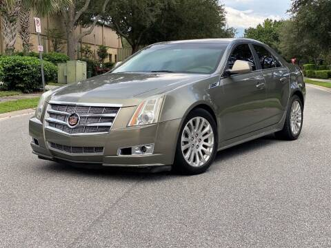 2010 Cadillac CTS for sale at Presidents Cars LLC in Orlando FL
