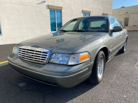 1999 Ford Crown Victoria for sale at CAR SPOT INC in Philadelphia PA