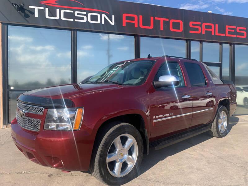 2009 Chevrolet Avalanche for sale at Tucson Auto Sales in Tucson AZ