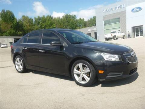 2014 Chevrolet Cruze for sale at Gillie Hyde Auto Group in Glasgow KY