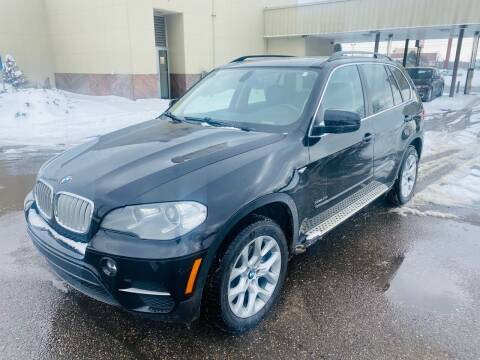2013 BMW X5 for sale at Big Three Auto Sales Inc. in Detroit MI