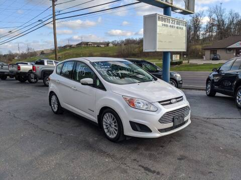 2013 Ford C-MAX Hybrid for sale at Route 22 Autos in Zanesville OH