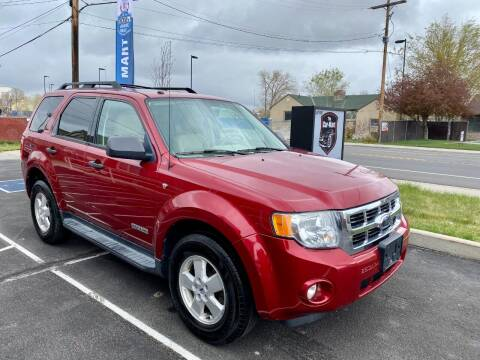 2008 Ford Escape for sale at The Car-Mart in Murray UT