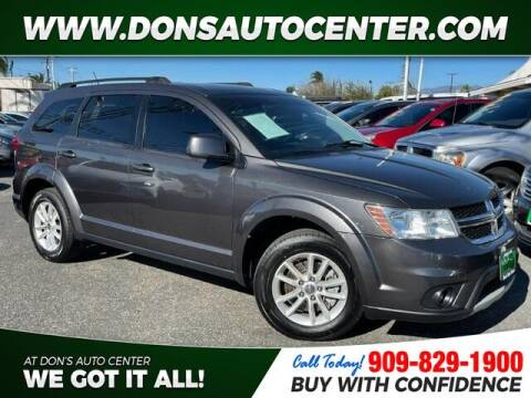 2015 Dodge Journey for sale at Dons Auto Center in Fontana CA