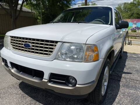 2004 Ford Explorer for sale at Falls City Motorsports in Louisville KY