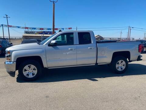 2018 Chevrolet Silverado 1500 for sale at First Choice Auto Sales in Bakersfield CA