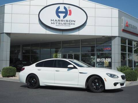 2014 BMW 6 Series for sale at Harrison Imports in Sandy UT