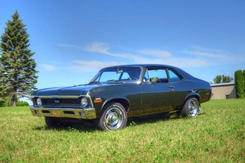 1970 Chevrolet Nova for sale at Hooked On Classics in Watertown MN