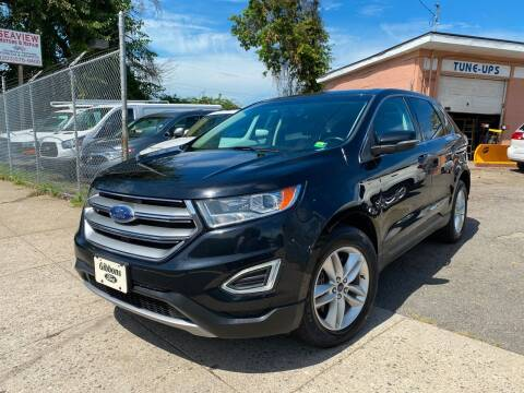 2016 Ford Edge for sale at Seaview Motors and Repair LLC in Bridgeport CT