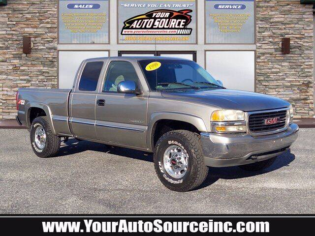 1999 GMC Sierra 2500 for sale at Your Auto Source in York PA