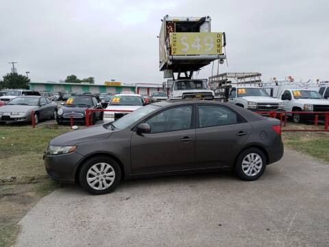 2012 Kia Forte for sale at USA Auto Sales in Dallas TX