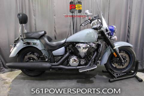 2007 Yamaha V Star® 1300 for sale at Powersports of Palm Beach in Hollywood FL