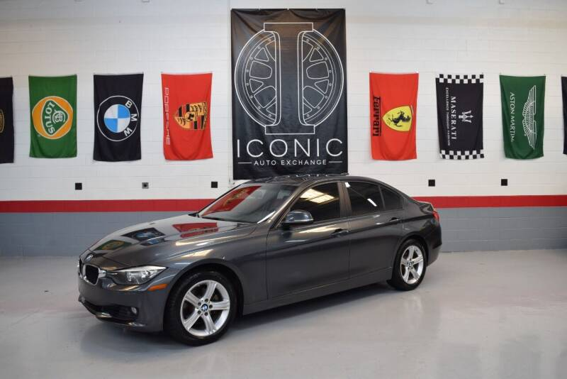 2015 BMW 3 Series for sale at Iconic Auto Exchange in Concord NC