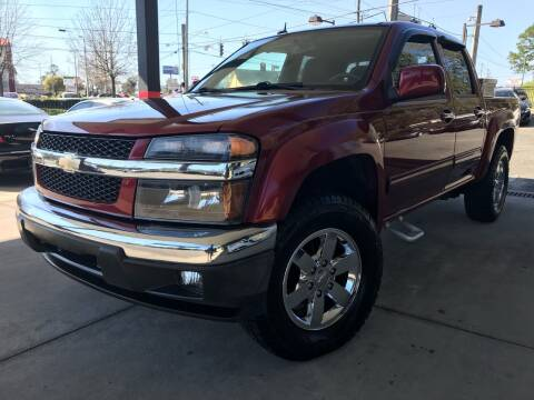 2011 Chevrolet Colorado for sale at Michael's Imports in Tallahassee FL