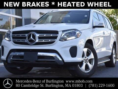 2017 Mercedes-Benz GLS for sale at Mercedes Benz of Burlington in Burlington MA