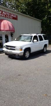 2005 Chevrolet Tahoe for sale at Bethlehem Auto Sales LLC in Hickory NC