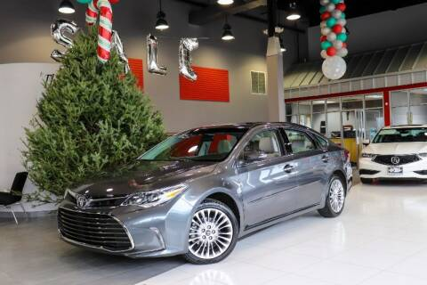 2016 Toyota Avalon for sale at Quality Auto Center of Springfield in Springfield NJ
