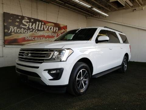 2019 Ford Expedition MAX for sale at SULLIVAN MOTOR COMPANY INC. in Mesa AZ