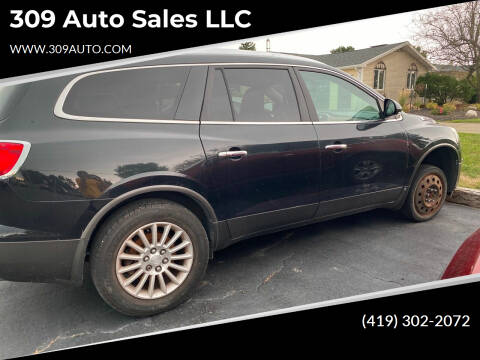 2010 Buick Enclave for sale at 309 Auto Sales LLC in Harrod OH