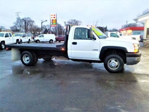 2007 Chevrolet Silverado 3500 CC Classic for sale at Steffes Motors in Council Bluffs IA
