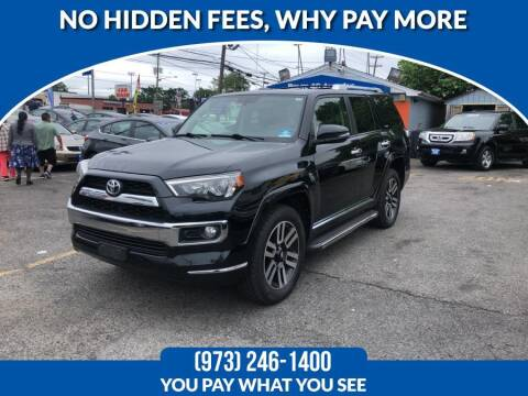 2015 Toyota 4Runner for sale at Route 46 Auto Sales Inc in Lodi NJ