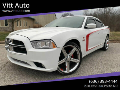 2014 Dodge Charger for sale at Vitt Auto in Pacific MO