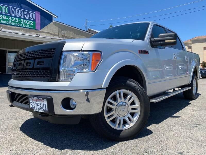 2011 Ford F-150 for sale at Auto Mercado in Clovis CA