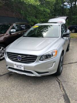 2017 Volvo XC60 for sale at Dave's Garage Inc in Hampton Beach NH