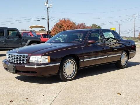 1997 Cadillac DeVille for sale at Tyler Car  & Truck Center in Tyler TX