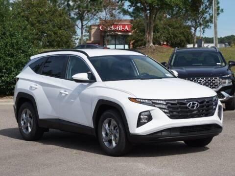 2022 Hyundai Tucson for sale at PHIL SMITH AUTOMOTIVE GROUP - Pinehurst Toyota Hyundai in Southern Pines NC