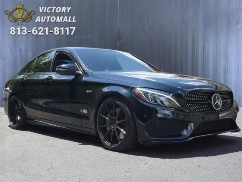 2018 Mercedes-Benz C-Class for sale in Tampa, FL