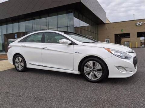 2015 Hyundai Sonata Hybrid for sale at CU Carfinders in Norcross GA