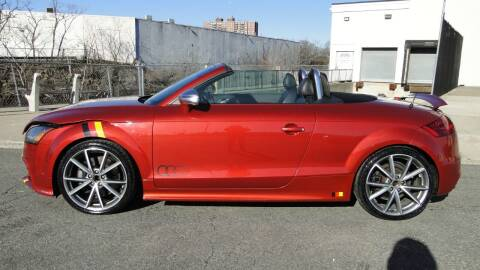 2012 Audi TTS for sale at AFFORDABLE MOTORS OF BROOKLYN in Brooklyn NY
