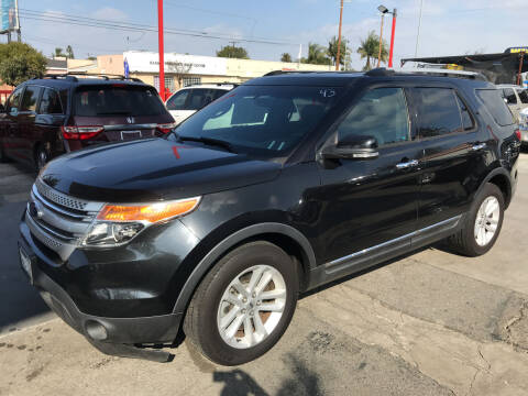 2014 Ford Explorer for sale at Auto Emporium in Wilmington CA