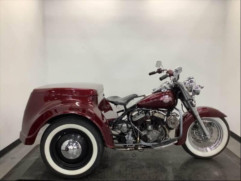 1968 Harley-Davidson GE SERVI-CAR for sale at Eastside Auto Sales in El Paso TX