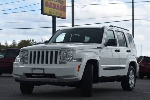 2012 Jeep Liberty for sale at Broadway Garage of Columbia County Inc. in Hudson NY
