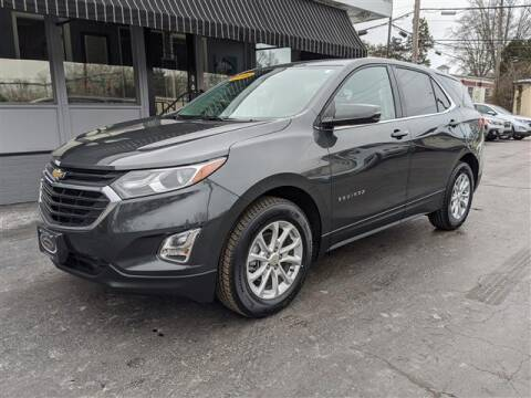 2019 Chevrolet Equinox for sale at GAHANNA AUTO SALES in Gahanna OH