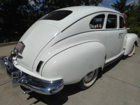 1947 Nash 600 for sale at Classic Car Deals in Cadillac MI